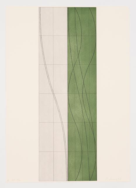 Robert Mangold, 'Double Column A, B & C (suite of 3)', 2006, Maune Contemporary