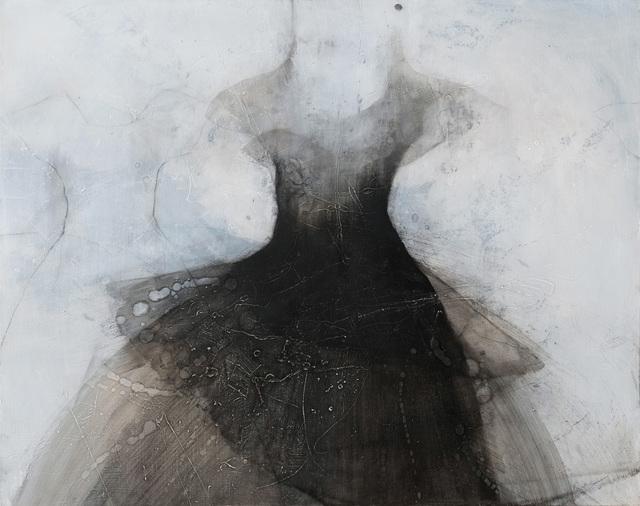 , 'robe 12, robe noire 2,' 2017, BOCCARA ART