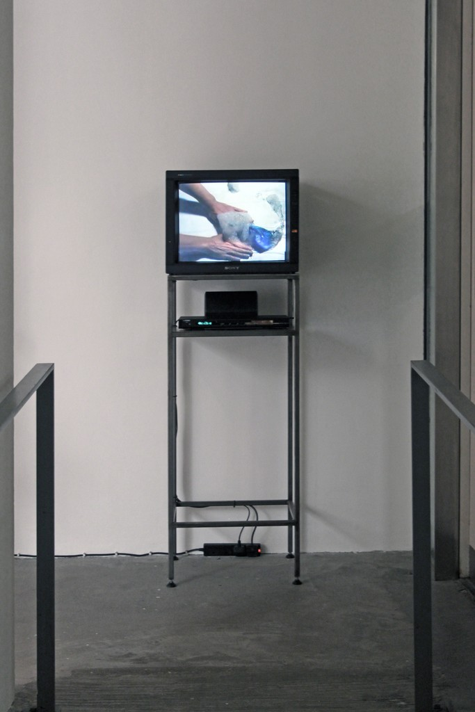Carlyle Reedy, 'Hands' (circa 1983), VHS to digital transfer, colour. Camerawork attributed to Oliver Burston.