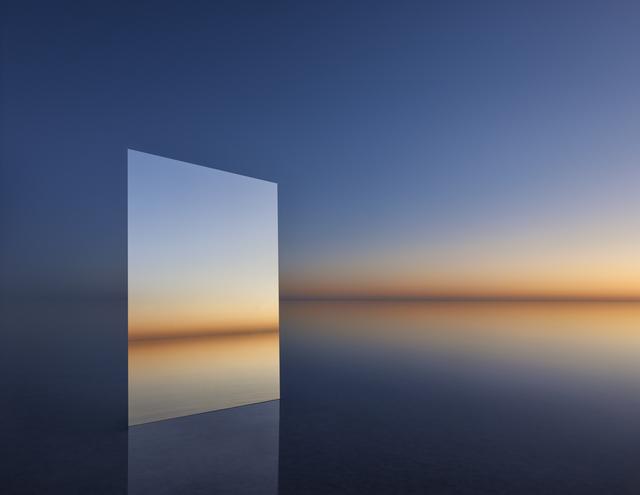 , 'Mirror 8,' 2017, Hamiltons Gallery