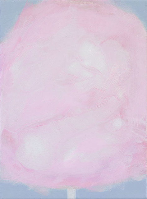, 'Cotton Candy,' 2015, Freight + Volume