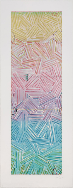 Jasper Johns, 'Usuyuki', 1980, Mary Ryan Gallery, Inc