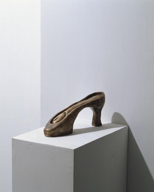 Carol Rama, 'Feticci (scarpa) (Fetishes (shoe))', 2003, Musée d'Art Moderne de la Ville de Paris