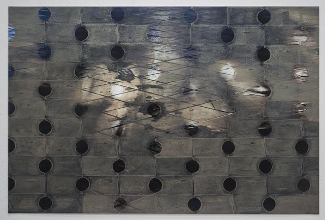 , 'On Inhabiting: Lace veil,' 2014, Instituto de Visión