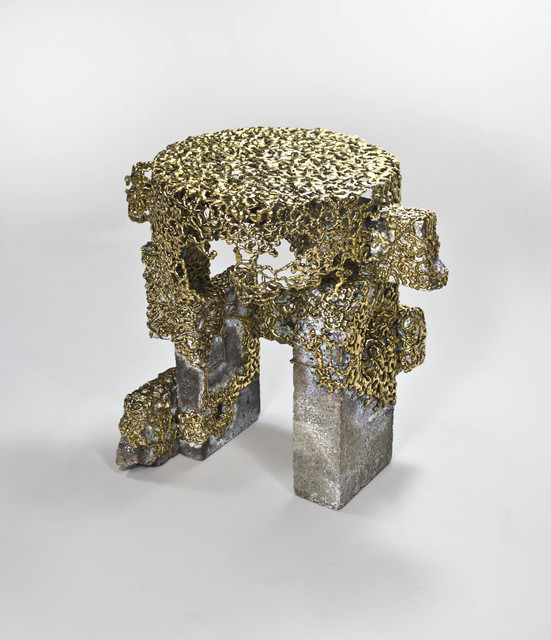 , 'Bronze Concrete Series (Table),' 2015, Johnson Trading Gallery