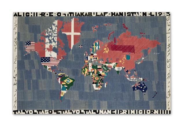 , 'Mappa,' 1983, Ben Brown Fine Arts