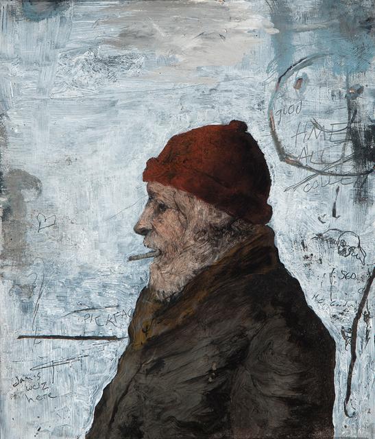 , 'Janitor,' 2016, Valley House Gallery & Sculpture Garden