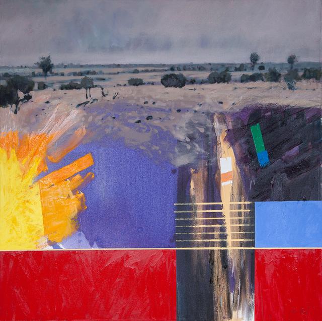 , 'Satara 4,' 2015, Christopher Moller Gallery