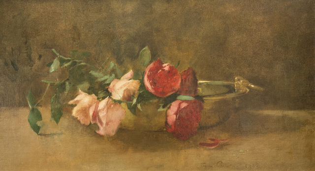 , 'Roses in a Dish,' ca. 1893, Taylor | Graham