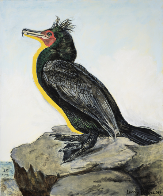 , 'Double Crested Cormorant,' 1997, 101/EXHIBIT