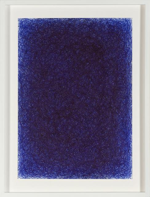 , 'Ur-schrift ovvero Avant-testo C, 15-4-98,' 1998, Galerija Gregor Podnar