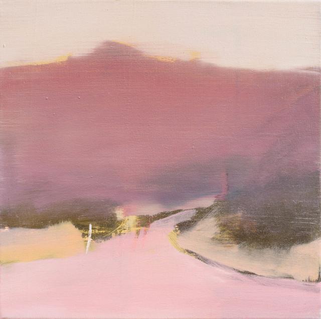 , 'Pink Taupo,' 2013, Candida Stevens