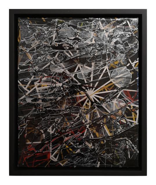 , 'Geometria E,' 2019, Studio Voltaire