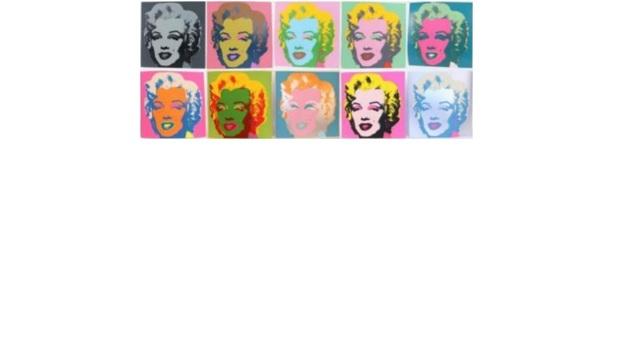 Andy Warhol, 'Warhol's Marilyn - 10 Silkscreens', 1970, Print, Serigraph, Leviton Fine Art