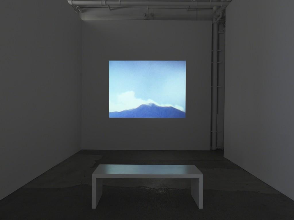 Etel Adnan at Galerie Lelong