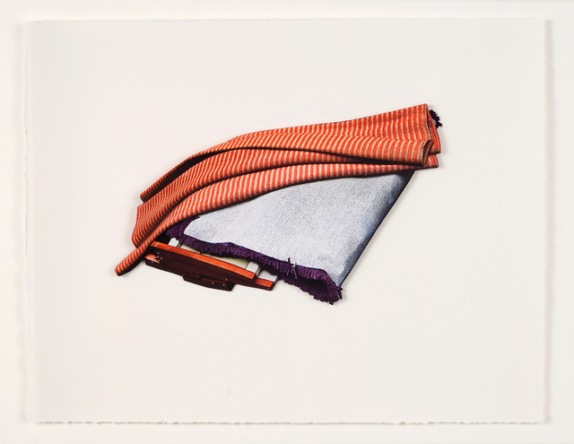 , 'Rugs #1,' 2013, Robert Mann Gallery