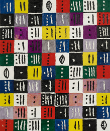 Alfred Jensen, 'The Vigesimal System,' 1960, Sotheby's: Contemporary Art Day Auction