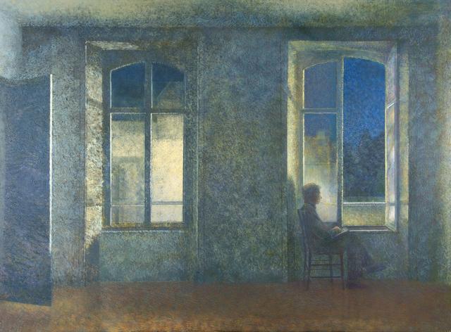, 'MAN AT A WINDOW,' , Chris Beetles Gallery