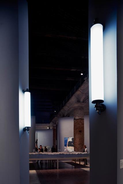 , 'Flickering Light (Installation view),' 2013, 56th Venice Biennale