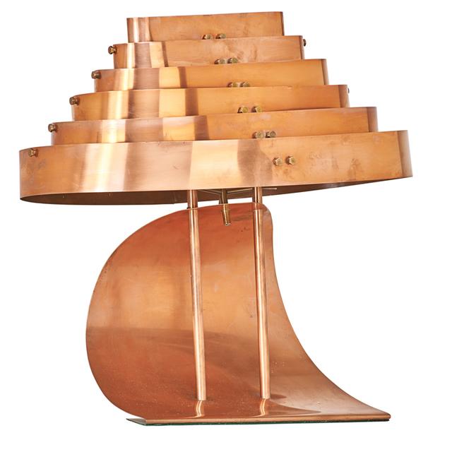 Kurt Versen, 'Table Lamp, USA', 1930s, Rago/Wright