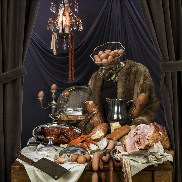 , 'Meaty,' , Catherine Couturier Gallery
