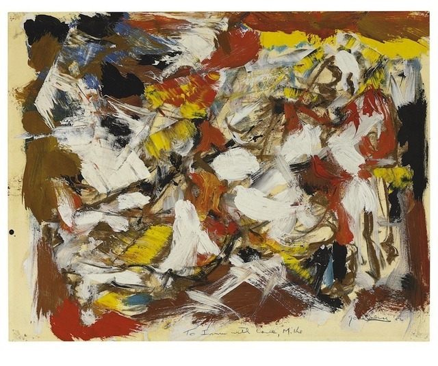 , 'Untitled,' 1956, KM Fine Arts
