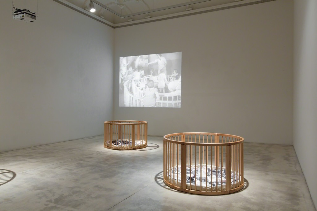 courtesy Galerie Krinzinger Vienna / photo Tamara Rametsteiner
