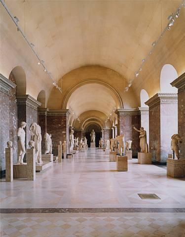 , 'Musée du Louvre Paris XIII,' 2005, Bernheimer Fine Art