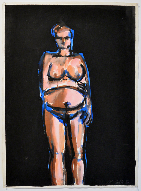 , 'Nude 7,' , Carter Burden Gallery