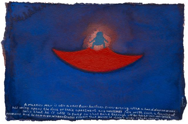, 'Stories in Colour #85,' 2016-2017, Dvir Gallery