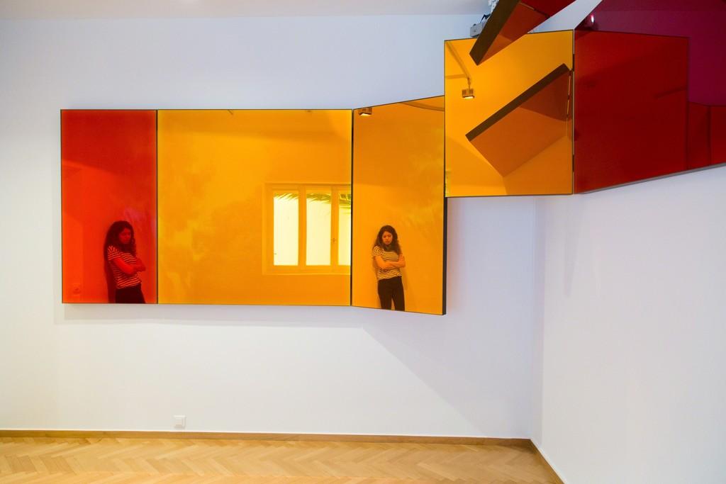Photo by Silia Pyschi. © Jean Nouvel Design. Courtesy Gagosian Gallery and Galerie Patrick Seguin.