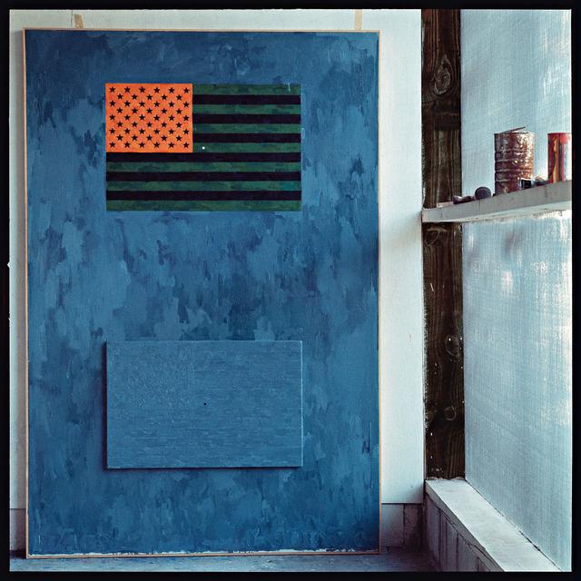 , 'Jasper Johns, Edisto Beach,' 1964, Lia Rumma
