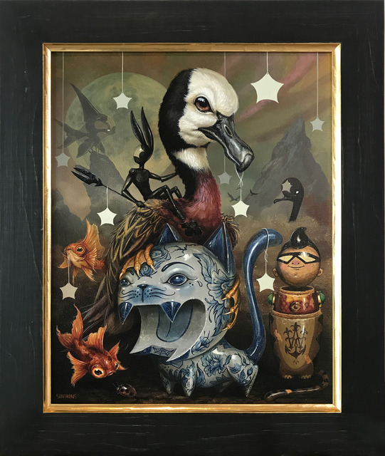Greg 'Craola' Simkins, 'Kitron's Right Hand', 2019, KP Projects