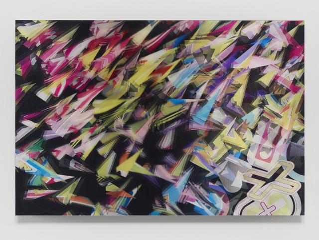 , 'Eksplosion #1,' 2012, Sandra Gering Inc
