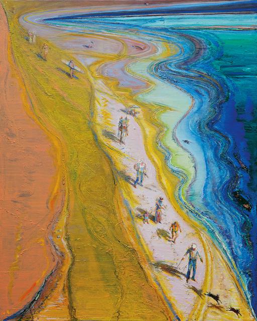 , 'Tide Lines,' 2004-14, Acquavella Galleries