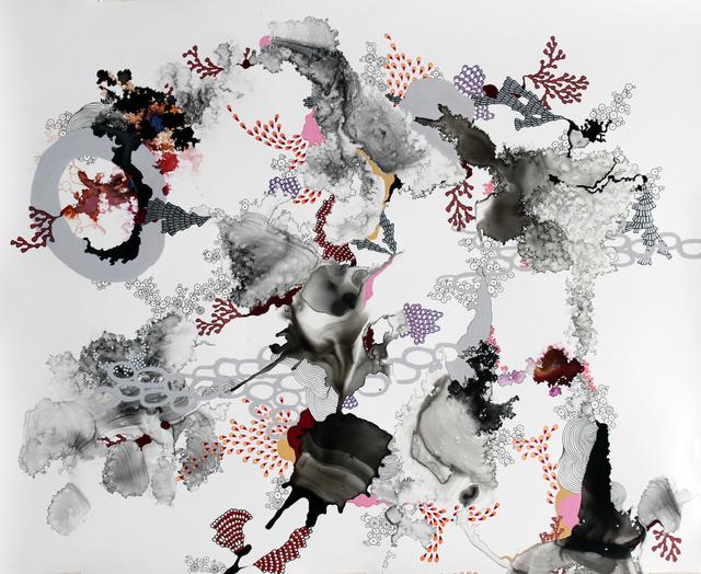 , 'Unchartered Waters 2,' 2016, Adah Rose Gallery