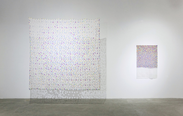 , 'Cotton print,' 2012, Leo Gallery