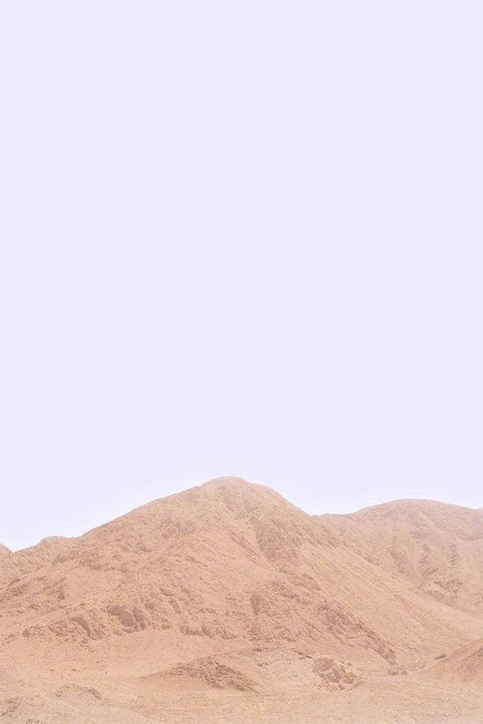 Death Valley Mountain #4