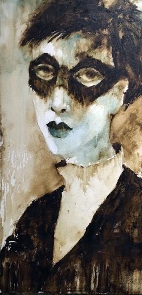 Rebecca Molayem, 'Masked', 2016, Rebecca Molayem Gallery