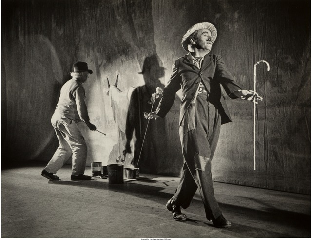 W. Eugene Smith, 'Chaplin in Limelight', Heritage Auctions