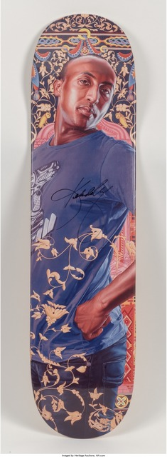 """Kehinde Wiley, 'The World Stage: Israel (Boise Art Museum) Reproduced/Adapted from """"Alios Itzhak""""', Heritage Auctions"""