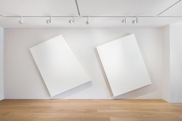 , '2-teilige weisse Konstellation (White constellation in two parts),' 1975/2006, Schacky Art & Advisory