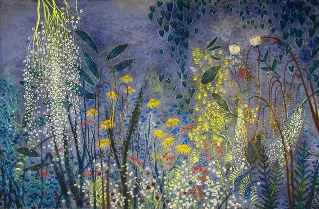 , 'The Flower Bed,' 2016, John Martin Gallery