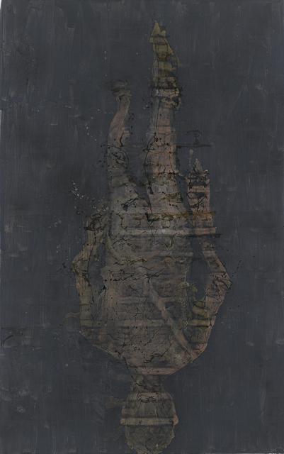 , 'La rivoluzione di dietro - J.B,' 2015, Gagosian