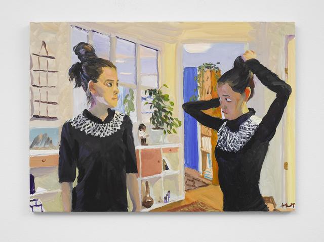 Liu Xiaodong, 'Twins 1', 2017, Lisson Gallery