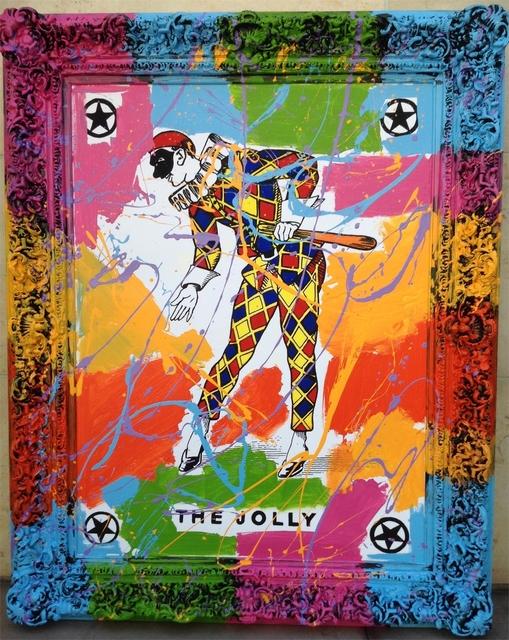 Elena Bulatova, 'The Jolly Joker ', 2019, Elena Bulatova Fine Art
