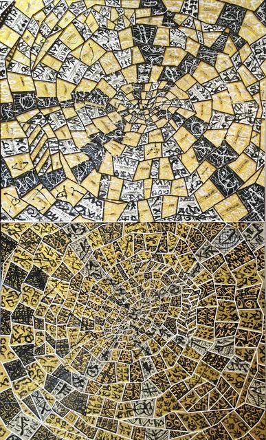 , 'Untitled MK-48,' 2016, Whitestone Gallery