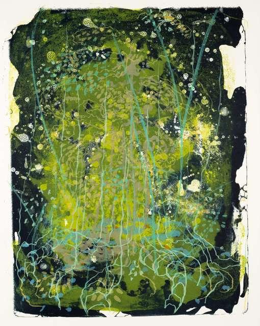 , 'wald X(D)-XI,' 2019, galerie burster