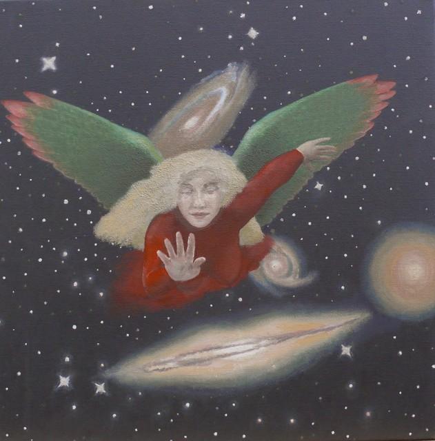 , 'Angel in the Firmament,' ca. 2016, Sladers Yard