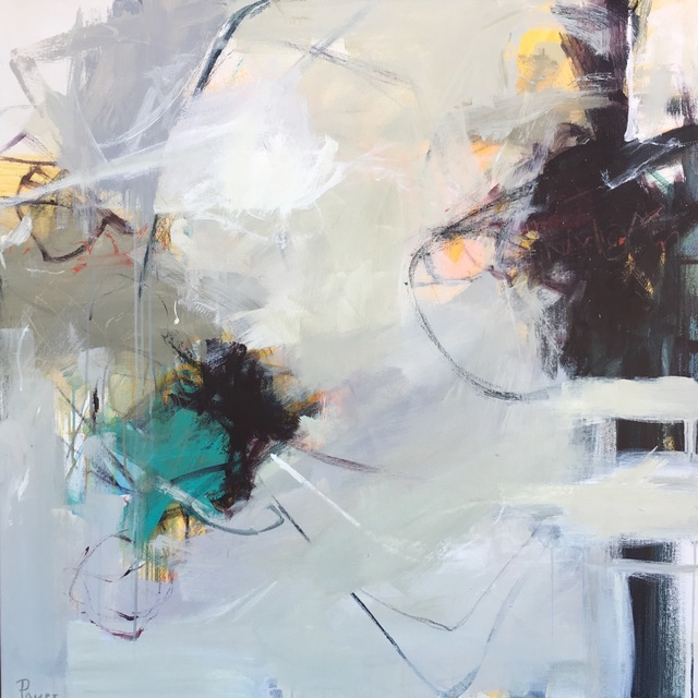 , '4,' 2018, Shain Gallery